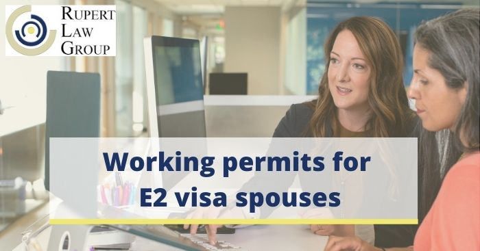 e2 visa spouses work visas